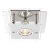 Home Essence 1 Light Flush Light