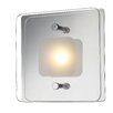 Home Essence 1 Light Flush Wall Light