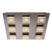 Home Essence Cayman 9 Light Flush Ceiling Light
