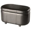 Home Essence Signature Oval Storage Ottoman