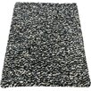 Home Essence Fondant Black/White Area Rug