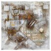 Crestview Collection Quake 1 Painting Print on Canvas