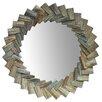 Crestview Collection Resolute Mirror