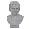 Crestview Collection Cesar Bust