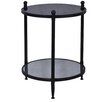 Crestview Collection Reflections End Table