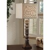 "Crestview Collection Hurst 32.5"" H Table Lamp with Rectangular Shade"