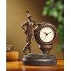 Crestview Collection Golfer Clock