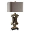 """Crestview Collection Summit 30"""" H Table Lamp with Rectangular Shade"""