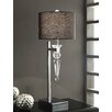 "Crestview Collection Transitions Celest 29.5"" H Table Lamp with Drum Shade"