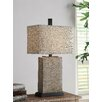 "Crestview Collection Mason 30.75"" H Table Lamp with Rectangular Shade"