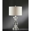 "Crestview Collection Viatala Collum 28.5"" H Table Lamp with Drum Shade"