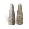 Interlude Decorative Obelisk (Set of 2)