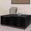 Studio Designs Flat File Filing Cabinet