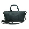 """Piel Leather 17"""" Deluxe Leather Carry-On Duffel"""