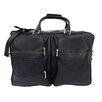 "Piel Leather Traveler 19.5"" Leather Travel Duffel"