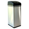 iTouchless 13-Gal. Deodorizer Automatic Touchless Trash Can