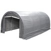 King Canopy Dome 10 Ft. W x 20 Ft. D Garage