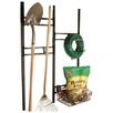 Suncast Shed Bracket, Hooks & Basket