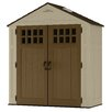 5 Ft W X 3 Ft D Wooden Storage Shed Wayfair Ca
