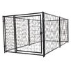 Jewett Cameron Lucky Dog™ Steel Wire Yard Kennel