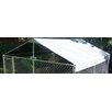 Jewett Cameron Weatherguard™ Universal Steel Yard Kennel Cover