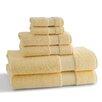 Kassatex Fine Linens Elegance 6 Piece Towel Set