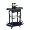 New Spec Inc Minibar Serving Cart
