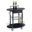 New Spec Inc Minibar Serving Cart
