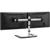 Atlantic Visidec Freestanding Horizontal 2 Screen Desk Mount