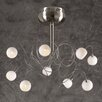 PLC Lighting Fusion 9 Light Pendant