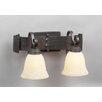 PLC Lighting Somerset  Vanity Light  in Oil Rubbed Bronze
