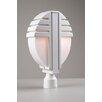PLC Lighting Synchro 2 Light 18'' Post Lantern Set