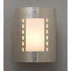 PLC Lighting 1 Light Outdoor Flush Mount