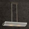 PLC Lighting Enzo 2 Light Inverted Pendant