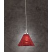 PLC Lighting Belmondo 1 Light Mini Pendant