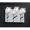 PLC Lighting D'oro  3 Light Wall Sconce