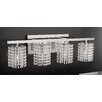 PLC Lighting Rigga 4 Light Vanity Light