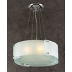 PLC Lighting Logan Drum Pendant