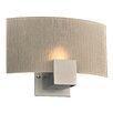 PLC Lighting Cubic 1 Light Wall Sconce