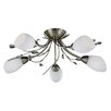 Searchlight Gardenia 5 Light Semi Flush Light