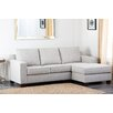 Abbyson Living Regina Right Hand Facing Sectional