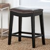 "Abbyson Living Raffia 24"" Bar Stool with Cushion"