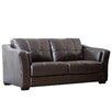 Abbyson Living Sydney Premium Leather Sofa