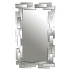 Abbyson Living Freya Rectangle Wall Mirror