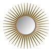 Abbyson Living Lori Round Wall Mirror