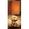 "Bellini Modern Living 28"" H Table Lamp with Rectangular Shade"