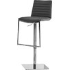 Bellini Modern Living London Adjustable Height Bar Stool