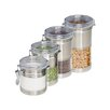 Honey Can Do 4 Piece Canister Set
