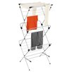 Honey Can Do Three Tier Mesh Top Drying Rack in Navy Blue