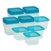 Honey Can Do 24-Piece Square Storage Container Set